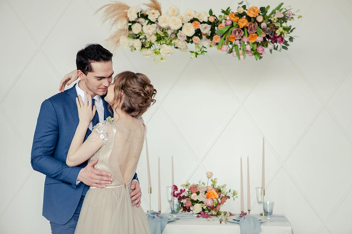 Павел и Мария - Свадьба в студии