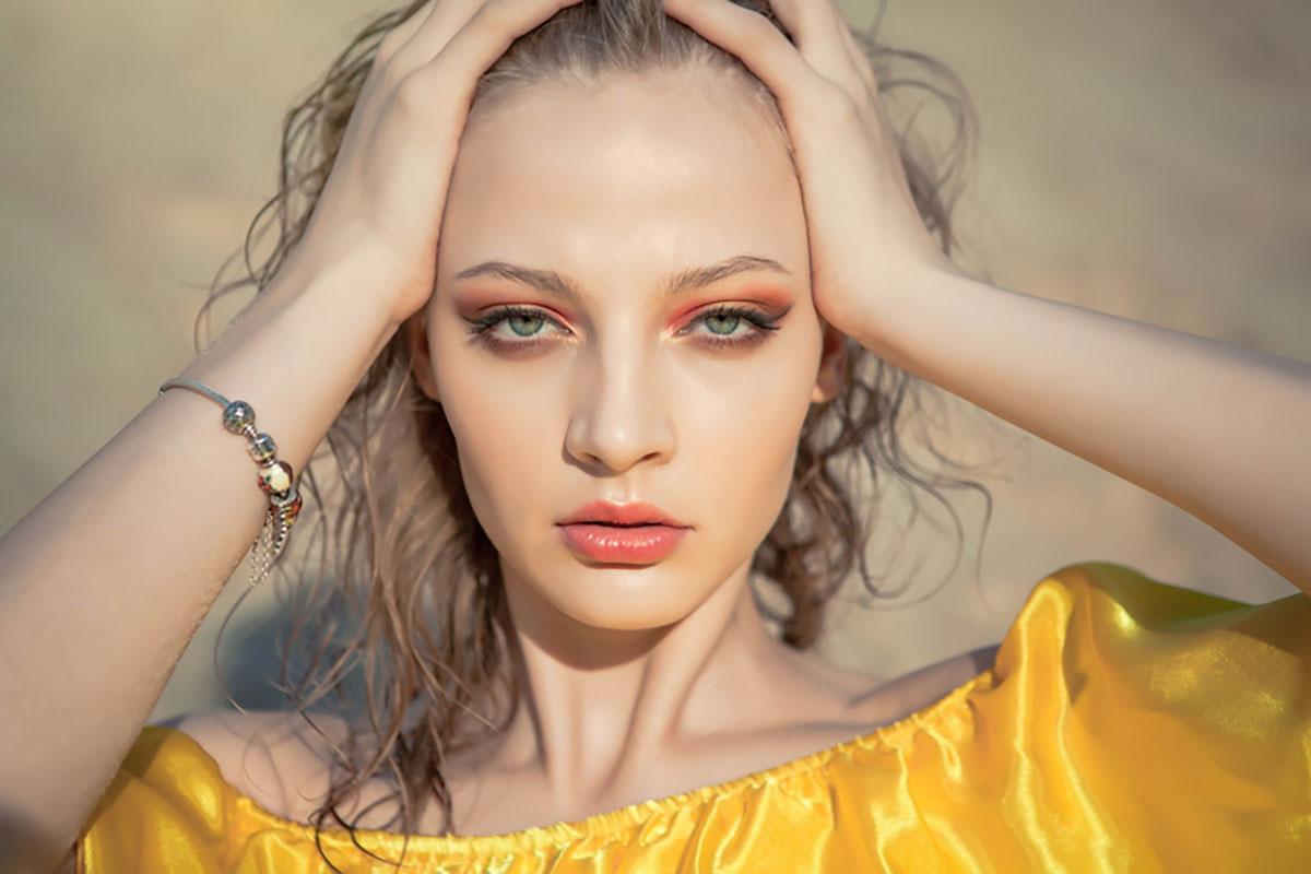 Женский портрет - Стася