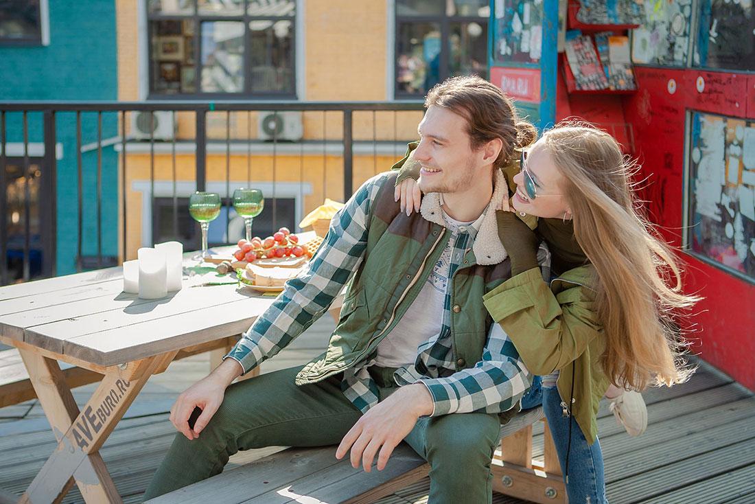 Love Story - Анастасия и Александр Москва